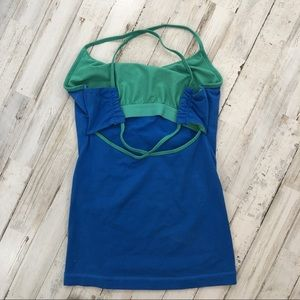 Unity Open Back Yoga Tank